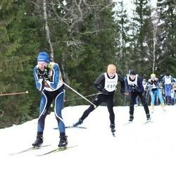 23. Tallinna Suusamaraton - Aiko Aigro (510)