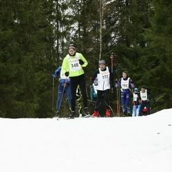 23. Tallinna Suusamaraton - Toomas Kask (348), Denis Shestakov (372)