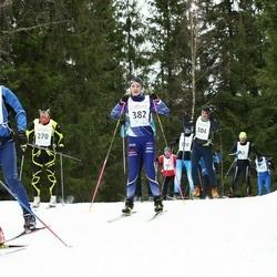 23. Tallinna Suusamaraton - Koit Põldmaa (304), Aivar Romet (344), Sofia Shestakova (382)