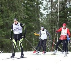 23. Tallinna Suusamaraton - Meelis Zimmermann (345), Marek Ainsam (391)
