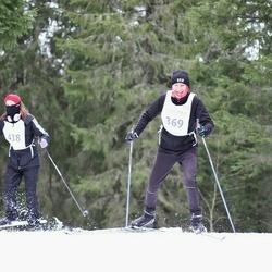 23. Tallinna Suusamaraton - Juhan Paabstel (369), Krista Norak (438)