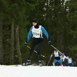 23. Tallinna Suusamaraton - Antti Tooming (2034)