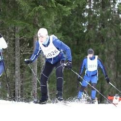 23. Tallinna Suusamaraton - Christian-Marcus Kasesalu (2026), Marek Kõiv (2148)