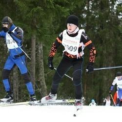 23. Tallinna Suusamaraton - Ruben Käärst (2009), Mattias Gross (2074)
