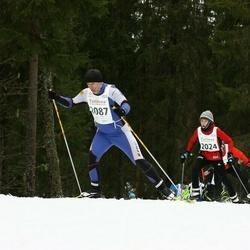 23. Tallinna Suusamaraton - Romet Kriks (2024), Vladimir Savinov (2087)