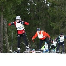23. Tallinna Suusamaraton - Romet Kriks (2024), Kaarel Kuurmaa (2036)