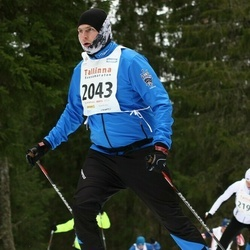 23. Tallinna Suusamaraton - Karmo Kalamäe (2043)