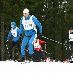 23. Tallinna Suusamaraton - Kevin Kütson (2008), Koit Eller (2039), Priit Pullerits (2175)