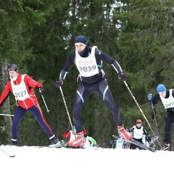 23. Tallinna Suusamaraton - Koit Eller (2039), Veiko Karlis (2058), Harry Liiv (2127)
