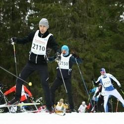 23. Tallinna Suusamaraton - Ingvar Mägi (2110), Riido Omler (2125), Jürgen Rebane (2150)