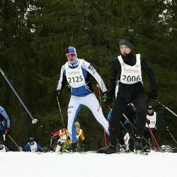 23. Tallinna Suusamaraton - Leonid Borodajev (2006), Riido Omler (2125)