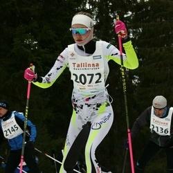 23. Tallinna Suusamaraton - Heidy-Liisbet Kukk (2072)