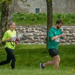 V Ultima Thule maraton - Joonas Sernjuk (18), Kristin Seemen (19)