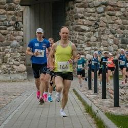 V Ultima Thule maraton - Jaanus Kallaste (115), Mairo Mändla (144)