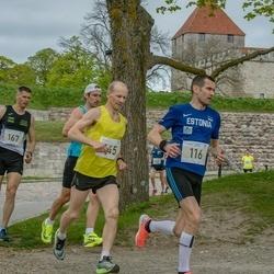 V Ultima Thule maraton - Tarmo Reitsnik (116), Steven Rehelem (126), Tarmo Mändla (145)