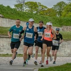 V Ultima Thule maraton - Heigo Saar (119), Stenver Matt (120), Jannes Mäeots (151)