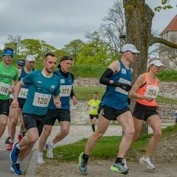 V Ultima Thule maraton - Tanel Laumets (118), Stenver Matt (120)