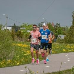 V Ultima Thule maraton - Jaanus Kallaste (115), Dima Aristov (157)