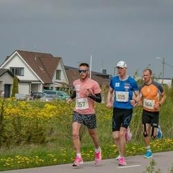 V Ultima Thule maraton - Jaanus Kallaste (115), Dima Aristov (157), Bert Tippi (164)