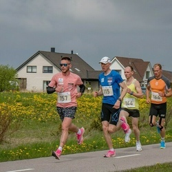 V Ultima Thule maraton - Jaanus Kallaste (115), Mairo Mändla (144), Dima Aristov (157), Bert Tippi (164)