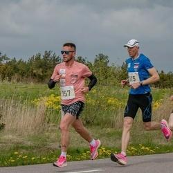 V Ultima Thule maraton - Jaanus Kallaste (115), Mairo Mändla (144), Dima Aristov (157)