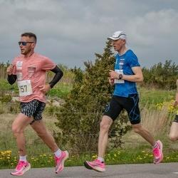 V Ultima Thule maraton - Mairo Mändla (144), Dima Aristov (157)