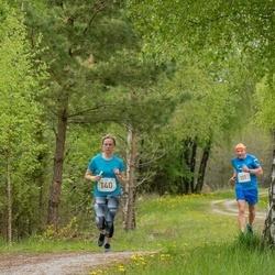 V Ultima Thule maraton - Jaanus Purga (111), Katrin Tänav (140)