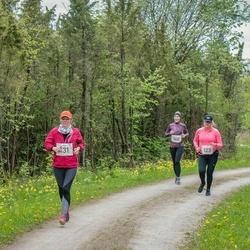 V Ultima Thule maraton - Marili Niits (123), Laura Heinsaar (131), Maris Tustit (160)