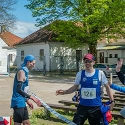 V Ultima Thule maraton - Aleksandr Kuleshov (14), Steven Rehelem (126)