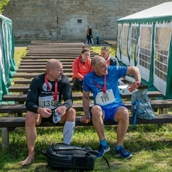 V Ultima Thule maraton - Jaanus Purga (111), Andres Veske (138)