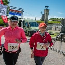 V Ultima Thule maraton - Marili Niits (123), Laura Heinsaar (131)