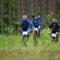 7. Alutaguse Rattamaraton - Kalev Albri (168), Tavo Tenson (201), Henrik Saarna (282)