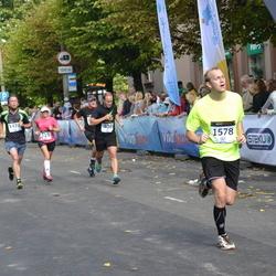 Jüri Jaansoni Kahe Silla jooks - Sander Klaos (408), Age Jakobson (515), Sven Sarapuu (1578)
