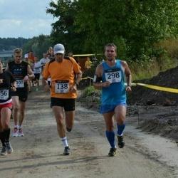 Jüri Jaansoni Kahe Silla jooks - Aavo Sempelson (138), Hannes Oja (298)