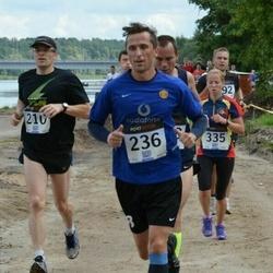 Jüri Jaansoni Kahe Silla jooks - Tõnu Kuhi (210), Annes Dreimann (236)