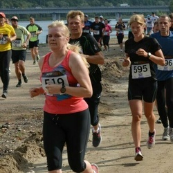 Jüri Jaansoni Kahe Silla jooks - Annely Peet (519), Anette Baum (595)