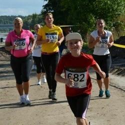 Jüri Jaansoni Kahe Silla jooks - Merili Eenraid (682), Kadi Merisaar (948), Birgit Talts (1194)
