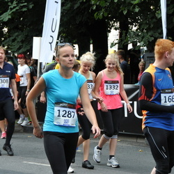 Jüri Jaansoni Kahe Silla jooks - Elina Vihtol (1287), Janek Õsso (1308), Anita Tamm (1332)