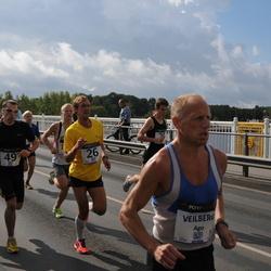 Jüri Jaansoni Kahe Silla jooks - Ago Veilberg (9), Lauri Luik (26), Martin Tarkpea (49), Meelis Veilberg (1467)