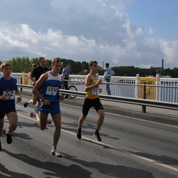 Jüri Jaansoni Kahe Silla jooks - Jekaterina Patjuk (14), Martin Kala (62), Bert Tippi (1230)