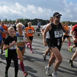 Jüri Jaansoni Kahe Silla jooks - Galina Bernat (188), Ago Teder (230), Brandon Loorits (314)
