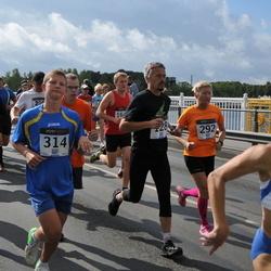 Jüri Jaansoni Kahe Silla jooks - Raivo Võip (128), Merike Muru (292), Brandon Loorits (314), Rain Ruus (466)
