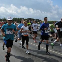 Jüri Jaansoni Kahe Silla jooks - Anu Taveter (164), Raimo Ülavere (235), Annes Dreimann (236), Leho Rennit (265)