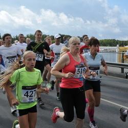 Jüri Jaansoni Kahe Silla jooks - Ülar Põld (200), Liis Grete Atonen (427), Heiki Aulik (450), Annely Peet (519)
