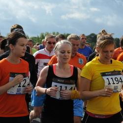 Jüri Jaansoni Kahe Silla jooks - Mari Rüütli (1114), Birgit Talts (1194)