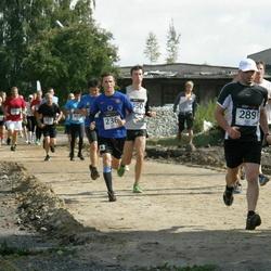 Jüri Jaansoni Kahe Silla jooks - Annes Dreimann (236), Andrus Kuusik (289)