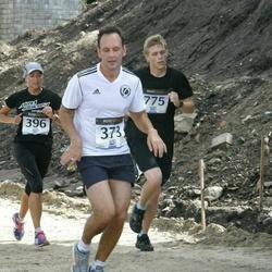 Jüri Jaansoni Kahe Silla jooks - Kalju Hanni (373), Terje Õiglane (396), Cardo Kambla (775)