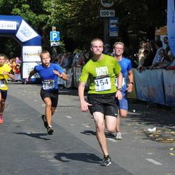 Jüri Jaansoni Kahe Silla jooks - Rivo Habakuk (154), Bert Reila (255)