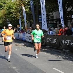 Jüri Jaansoni Kahe Silla jooks - Aavo Sempelson (138), Vahur Roosaar (202)