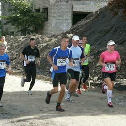 Jüri Jaansoni Kahe Silla jooks - Riido Villup (449), Rasmus-Oliver Veskimägi (473), Uno Markson (480), Age Jakobson (515), Sander Sihver (529)